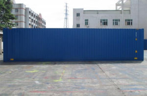 40ft Pallet Wide containers