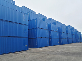 Trident containers